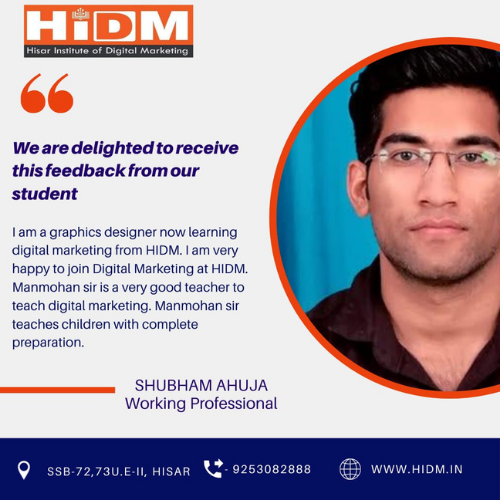 best digital marketing institute in hisar