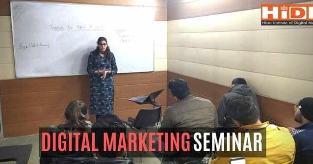 digital marketing institute in hisar