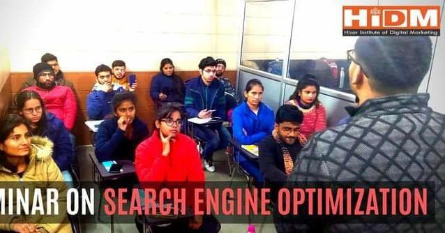 digitalmarketing course in hisar
